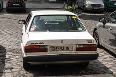 Greece (Athens) - Audi 80 SC B2