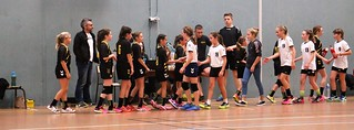 -14 ans F B contre Alliance St-Luce-Carquefou