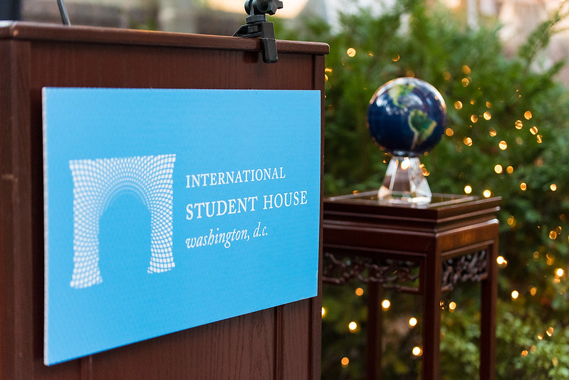 International Student House and Global Leadership Award