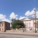 Sabine County Courthouse & Old Jail, Hemphill, Texas 1710091403