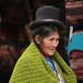 Bolivienne à La Paz