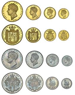 DNW - George IV 1826 proof set