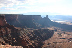 USA 2017 - 10.Tag, Dead Hores Point State Park, Canyonsland NP, weiter nach Cortez