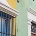 windowdetail - Calle 57, Campèche por bruno vanbesien