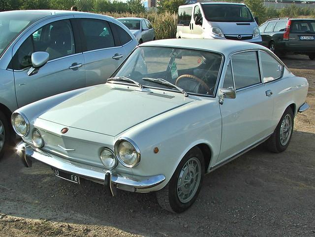 Fiat 850 Coupè - 1970