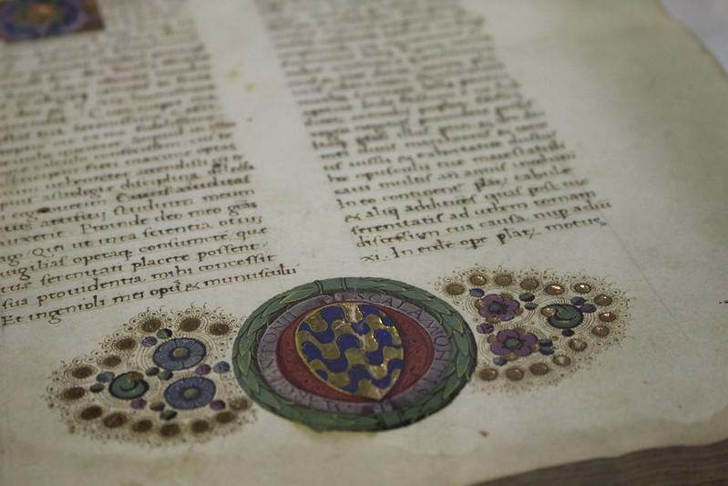 Tabulae de motibus planetarum, Giovanni Bianchini, 1475 - Foire du Livre de Charjah
