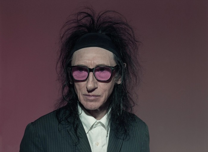 Contains Strong Language - John Cooper Clarke.