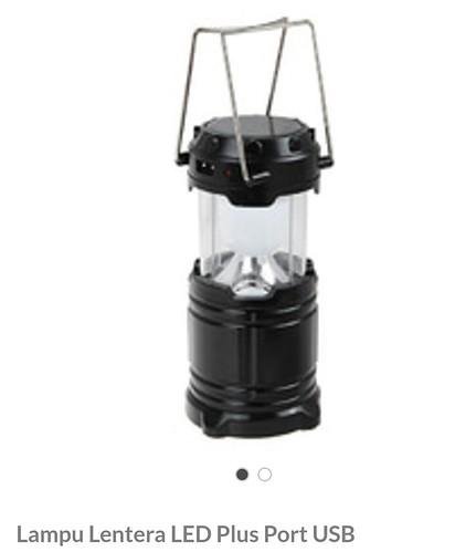 lampu lentera led