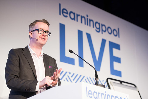 Learning Pool Live 2017: innovation, engagement and community