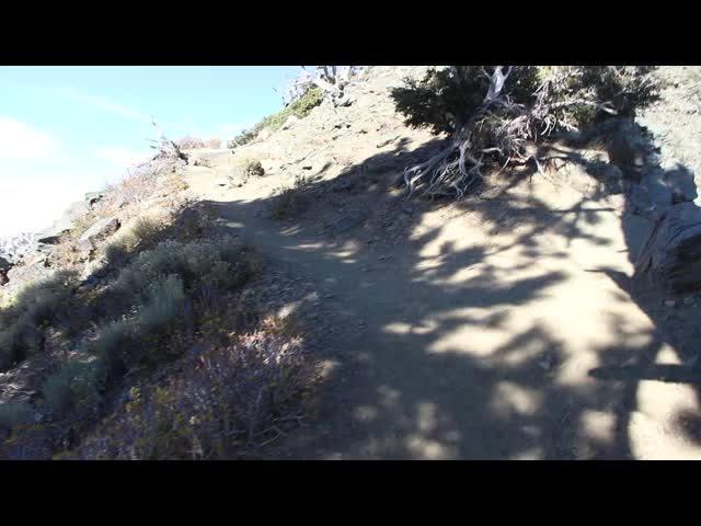 109 Panorama video as we near the end of the exposed portion of the Devils Backbone Trail