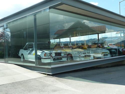 Schöne Opel-Sammlung