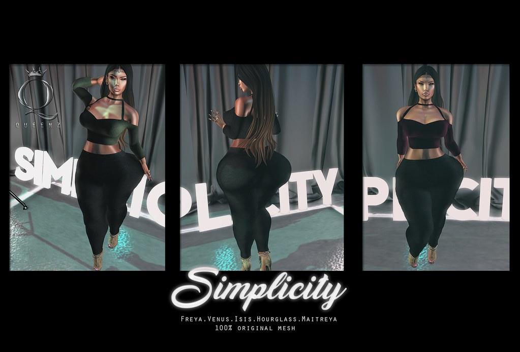 QUEENZ | Simplicity - TeleportHub.com Live!