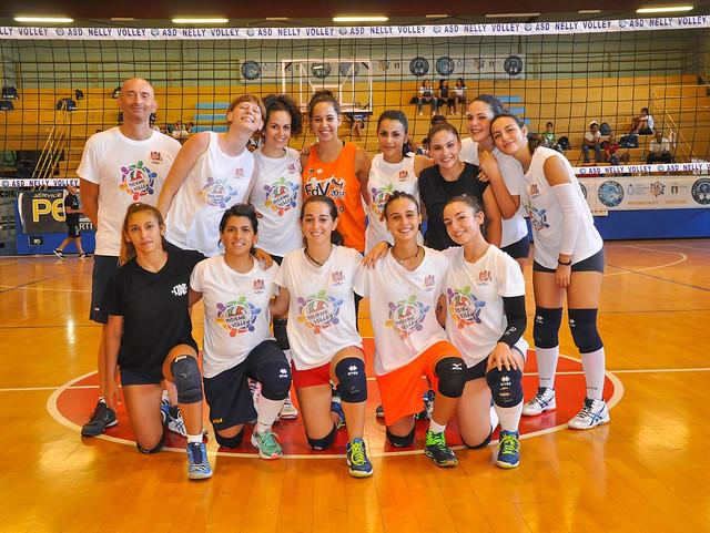 Tecnova Volley Gioia academy _Serie D F_17-18