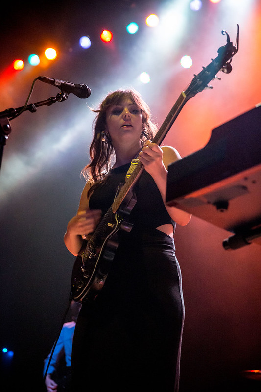 Angel Olsen (with Mount Moriah) at the Pageant, October 4, 2017