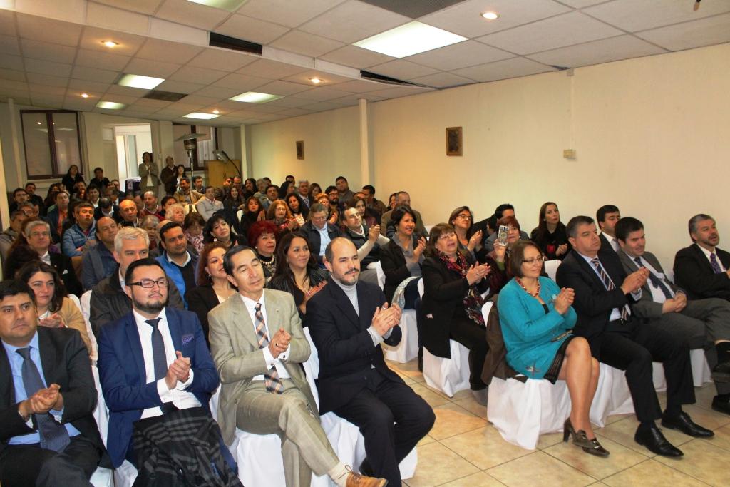 FTH presente en inauguración de Asamblea y Convención Nacional ANEIICH – 11 Octubre 2017