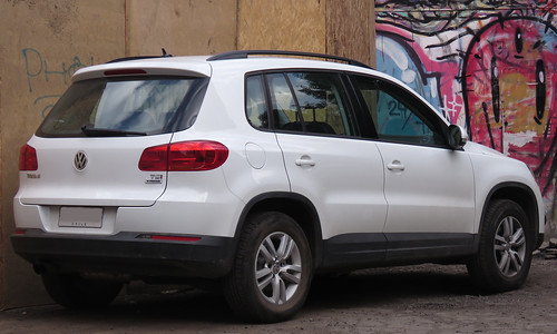 Volkswagen Tiguan TSi Trend & Fun 2016