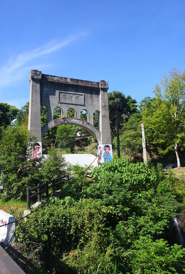 台東景點鹿野武陵綠色隧道B11