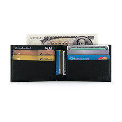 Black Pitt Wallet
