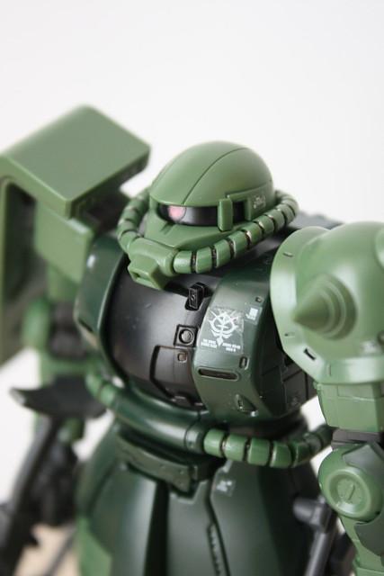 [HGGTO] MS-06C-5 ZAKU II