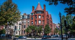 2017 - Boston - Commonwealth Avenue Architecture