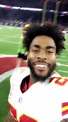 Chiefs at Texans Snapchat Story 2017