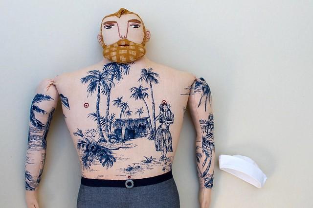 Sailor Man, Beach Bum