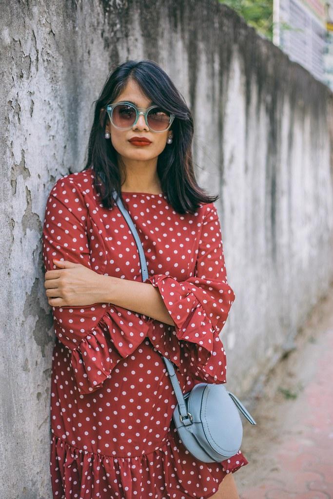 Amazon India Fashion Week with Zoya Nail Polish