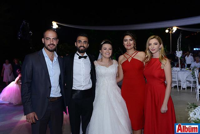 Tevfik Kemaloğlu, İnci Yüksel düğün-4