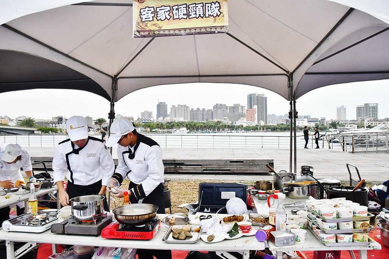 台南府味客家料理比賽41