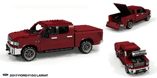 Ford F150 Lariat Supercrew (P552MCA - 2017)