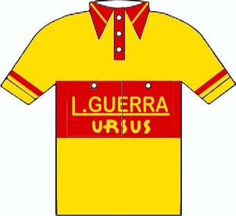 Guerra Ursus - Giro d'Italia 1951