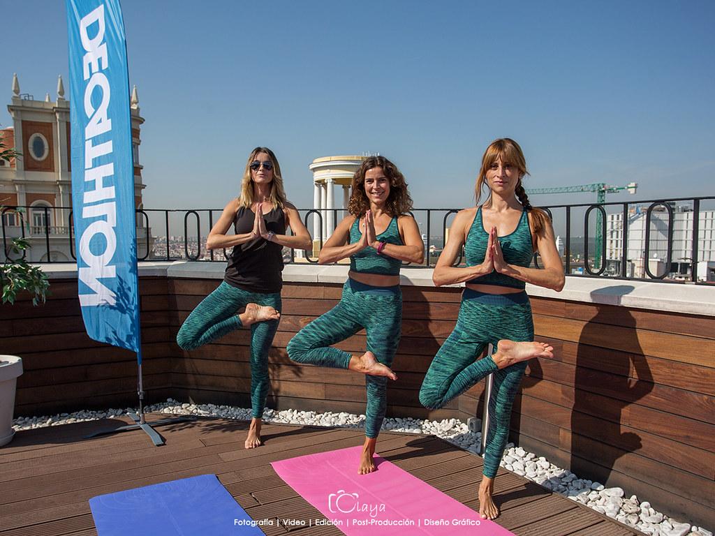 Evento de prensa Decathlon - Yoga  240f4182362