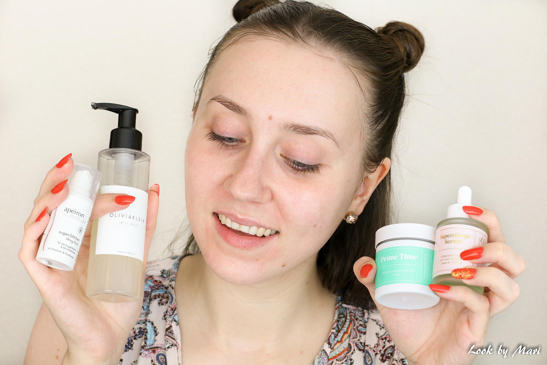 20 olivia klein kokemuksia bybi prime time face scrub supercharged serum apeiron kokemuksia