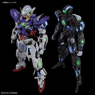10週年最大誠意全貌公開!PG 1/60 《機動戰士鋼彈00》GN-001 Gundam EXIA 能天使鋼彈 + LED模組(ガンダムエクシア)