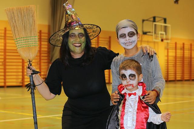 CANTERA  Halloween llega a la cantera
