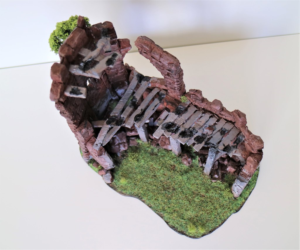 Runewars Miniatures Stronghold Top