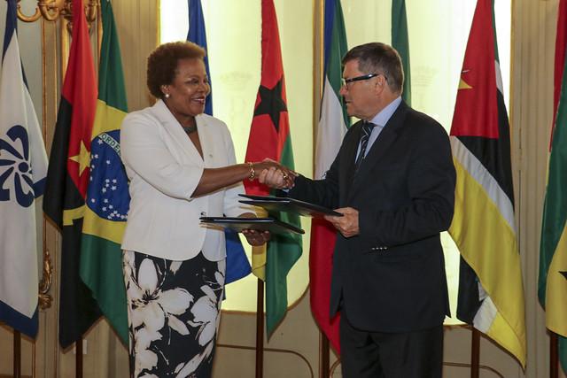 Secretariado Executivo assina protocolo com IPDJ