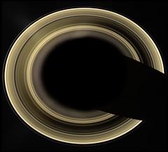 Saturn's Rings - January 21 2007