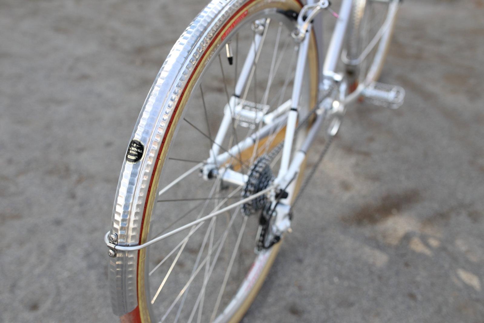 *ALL-CITY* space horse complete bike BLUE LUG custom