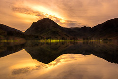 Buttermere Sunrise