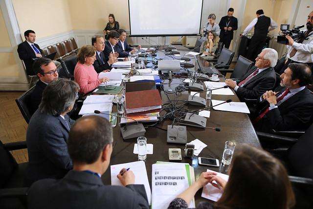 Ministro Fernández asiste al ex Congreso Nacional | 02.10.17