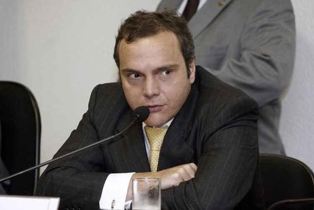Lúcio Funaro é considerado o operador financeiro do PMDB - Créditos: Agência Senado