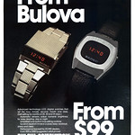 Tue, 2017-10-17 12:54 - Bulova Computron Quartz Watches, 1976
