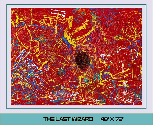 THE LAST WIZARD