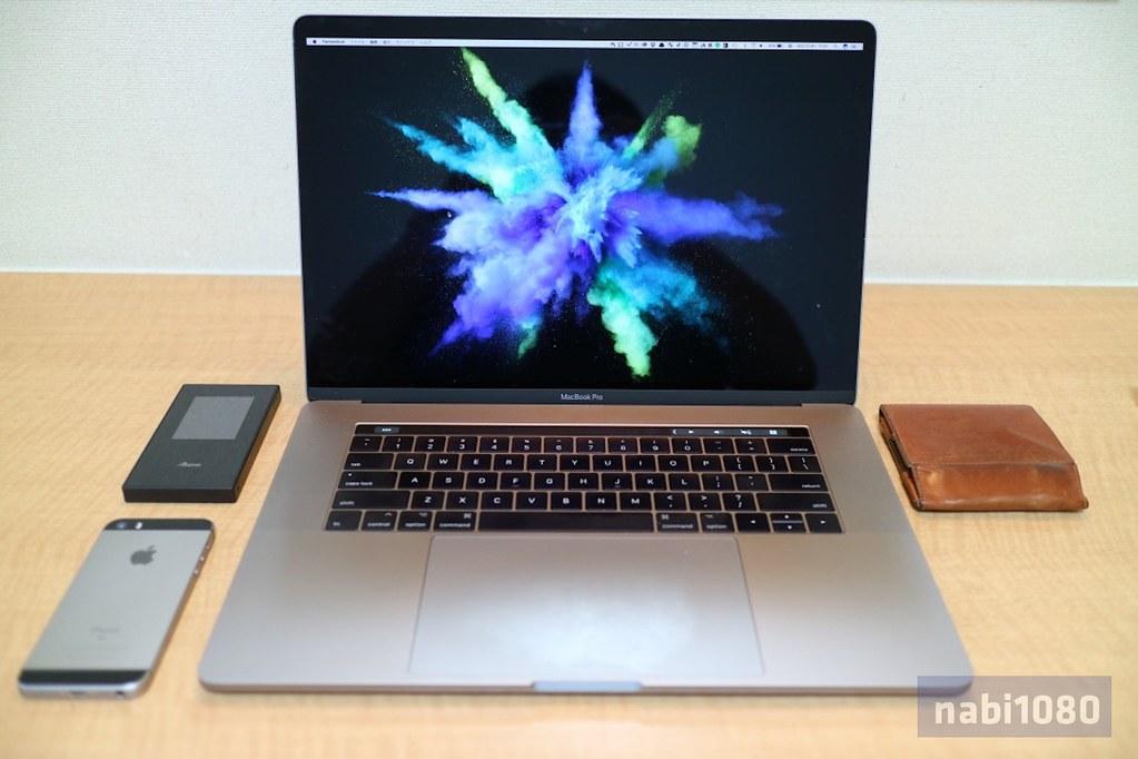 0115インチ MacBook Pro 2017