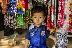 Clothing Stall Child