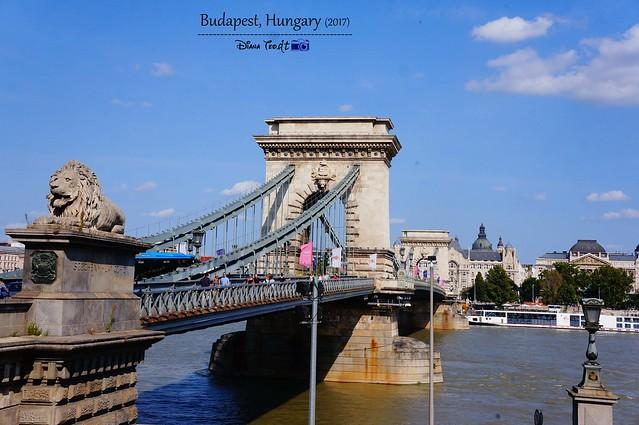 2017 Europe Budapest 02 Széchenyi Chain Bridge