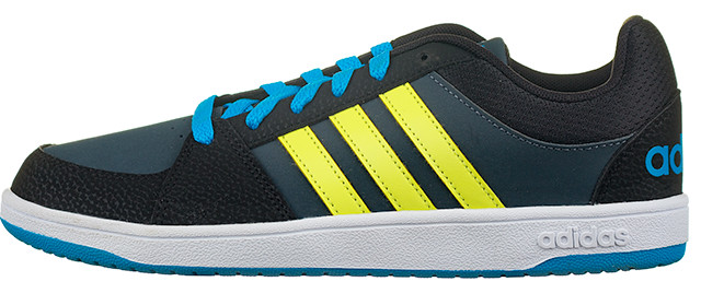 adidas Kids Boys Junior Children's Neo Trainers Sports Shoes New ...