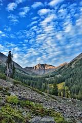 Colorado Mountain Valley