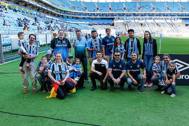 Grêmio x Palmeiras 22/10/17